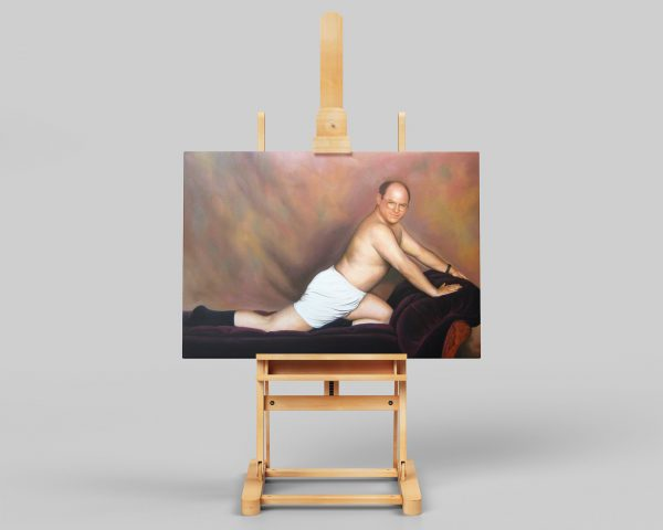 George Costanza Painting - The Timeless Art Of Seduction