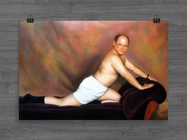Costanza Painting Poster Print